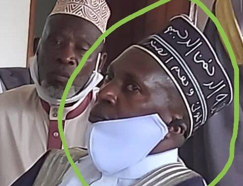 Sheikh Burhan Bagunduuse