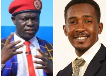 MPs Muhammad Ssegirinya and Allan Ssewanyana