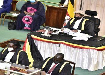 Deputy Speaker Anita Among