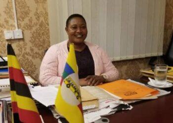 Minister Milly Babalanda