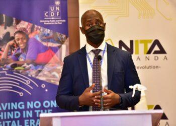 Mr Chris Lukolyo, Digital Country Lead at UNCDF