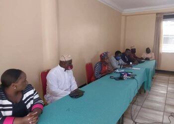 Politicians, religious leaders addressing the media on Wednesday