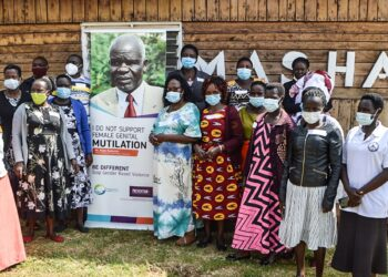 Medical Experts attend RHU - UNFPA training to end Female Genital Mutilation in Kapchorwa