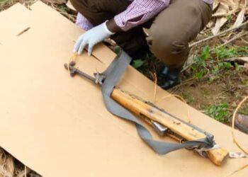 Police recover gun used to kill Corporal Agaba