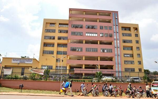 Kiruddu Hospital