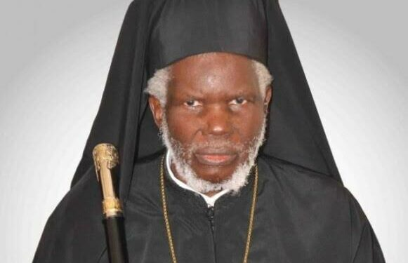 Archbishop Jonah Lwanga