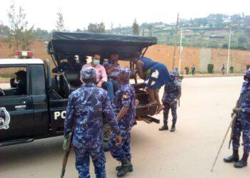 Over 50 arrested for not wearing face masks
