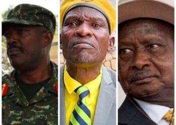 Gen Kayanja Muhanga, Tamale Mirundi, President Museveni