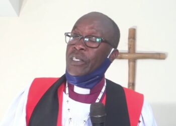Rt.Rev. Cranmer Mugisha