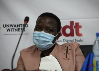 Unwanted Witness CEO Dorothy Mukasa