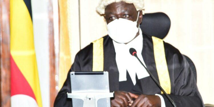 Speaker Jacob Oulanyah