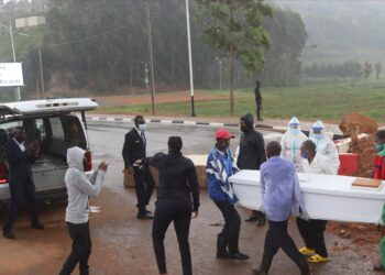 Uganda hands over bodies of Rwandan nationals on Thursday