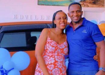 Edwin Musiime and Christabel Musiime