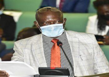 State Minister for the Elderly, Hon Mafwabi