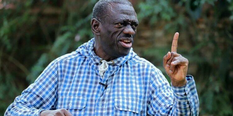 Dr. Kiiza Besigye