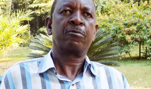 Col Frank Bagyenda Kaka