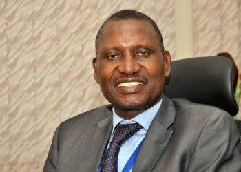 UCDA MD Emmanuel Iyamulemye