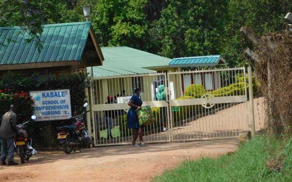 Kabale School of Comprehensive Nursing