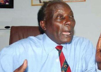 Rtd Judge George W Kanyeihamba