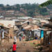 A slum in Kampala