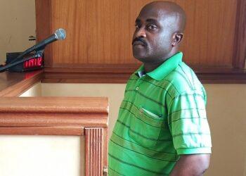 Omupoliisi David Ssali eyasingisiddwa omusango gw'okutta Ronald Sebulime